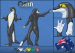 Cyrin (non-squeaky) Reference Sheet