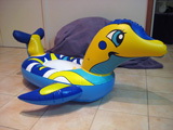 Bestway Deep-Sea Dolphin Float
