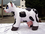 Cyrin/PuffyPaws Cow